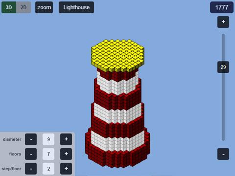 The. Plotz   Minecraft Lighthouse Generator