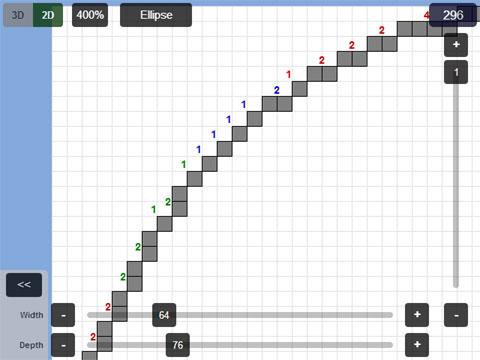Plotz - Minecraft Ellipse Generator