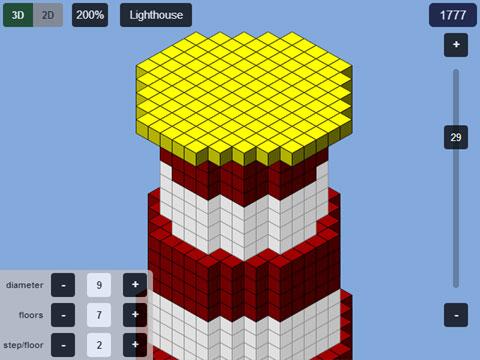 Plotz Minecraft Lighthouse Generator
